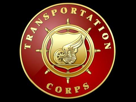 U. S. Army Transportation Officer