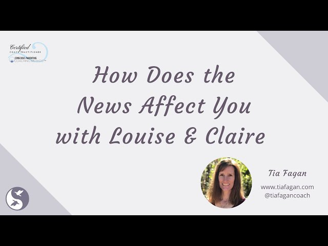 How does the news affect you?