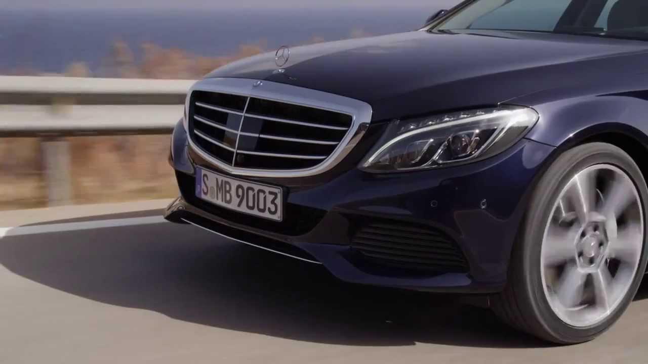 Mercedes benz 2015 c 300 bluetec hybrid road trailer hd for 2015 mercedes benz c300 bluetec hybrid