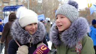 UTV.  За победу в конкурсе уфимцы получили обновленную хоккейную коробку(, 2016-12-12T16:10:29.000Z)