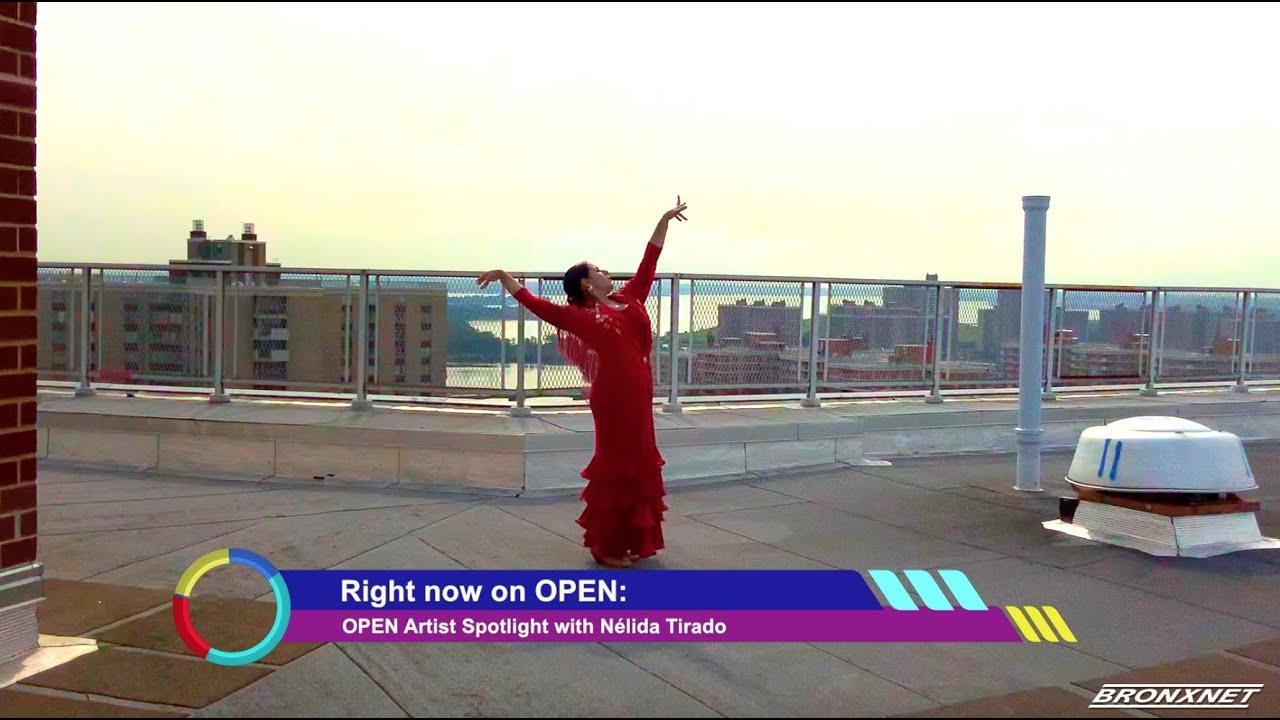 OPEN BxRx | OPEN Artist Spotlight with Nélida Tirado