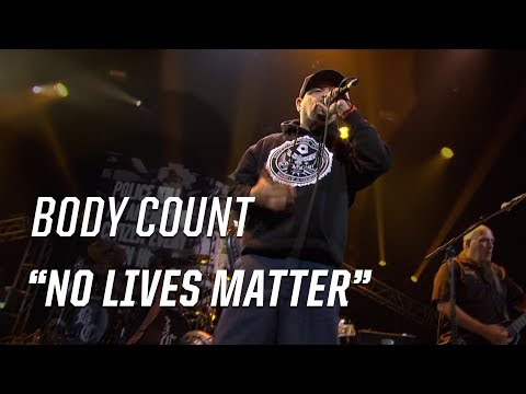 "Body Count Declare ""No Lives Matter"" - 2017 Loudwire Music Awards"