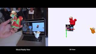 ICCV'17 Demo: Real-Time Monocular Pose Estimation of 3D Objects using TCLC-Histograms
