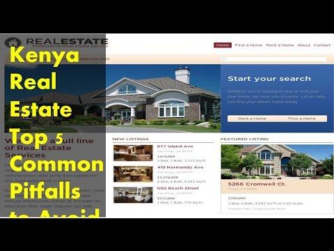 Kenya Real Estate   Top 5 Common Pitfalls to Avoid
