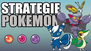 Stratégie Pokémon : Orbe Vie et compagnie !