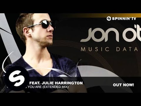 Jon O'Bir feat. Julie Harrington Perfect As You Are (Extended Mix)
