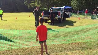 Arkansas PSA Club Trial Sept 2017 Top Dog K9 - Surprise Scenario
