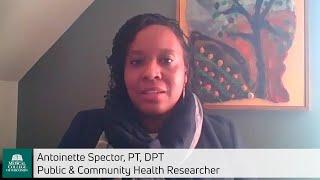 Herd Immunity with Antoinette Spector, PT, DPT