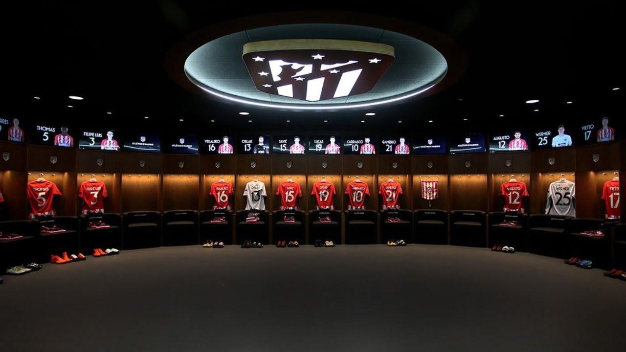 Best Dressing Rooms Football
