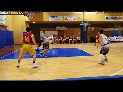 U18reg. Sg Fortitudo vs Pallavicini (suppl.) 2/2
