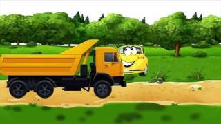 Машинка БИ БИП изучает сельскохозяйственные машины  Мультик про машинки  Развива