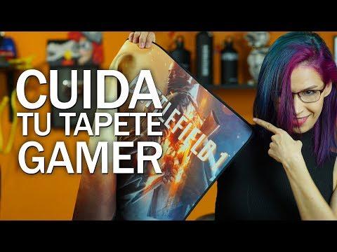 ¡Como cuidar tu mouse pad gamer! #ManualiDarks con Gabbhy