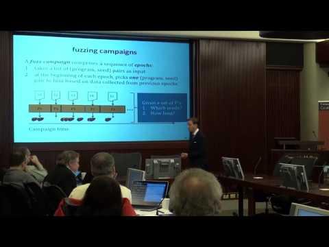 David Brumley - Software Security