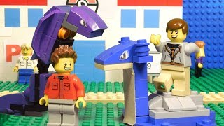 Lego Pokemon 2 (ft.TheOdd1sOut & TheSeaRabbit)