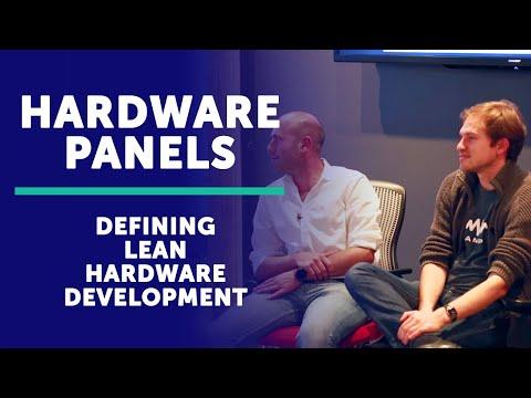 Defining Lean Hardware Development