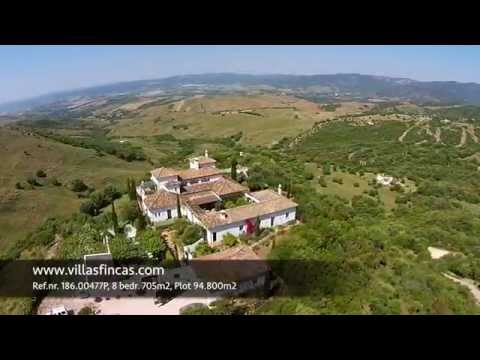 Luxury Country Villa for sale in Gaucin, Andalusia