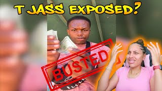 Tristan Jass EXPOSED For Faking Video By TRASH TALKER Reaction