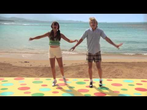Teen Beach Movie - Can't Stop Singing - Song Travel Video