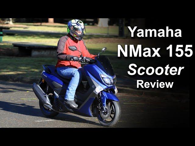 2020 Yamaha NMax 155 Review - Ultimate urban run-around?
