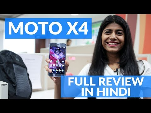 Moto X4 Full Review: The Complete Phone! [Hindi]