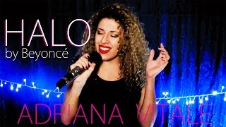 Halo - Beyoncé (Acoustic Cover by Adriana Vitale) on iTunes & Spotify