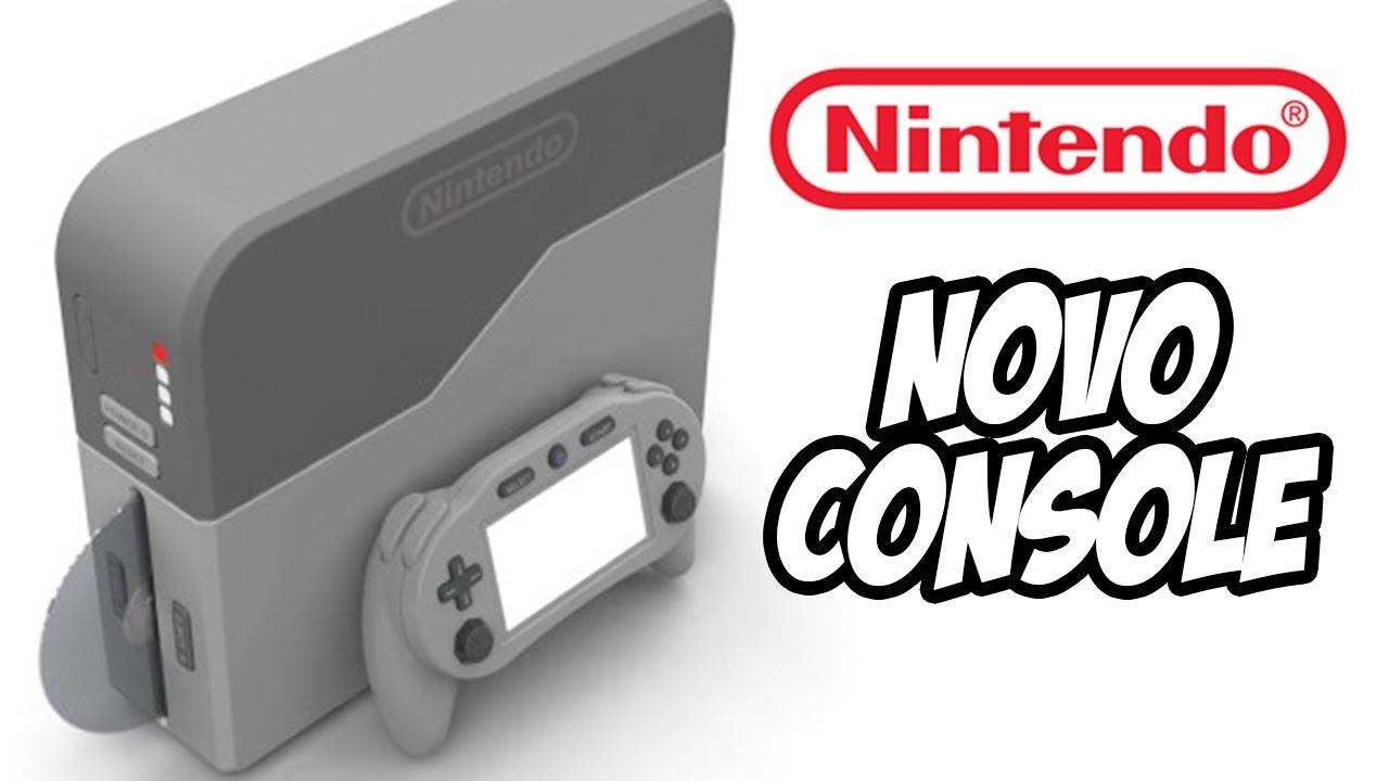 Nintendo Fusion Novo Console Da Nintendo YouTube