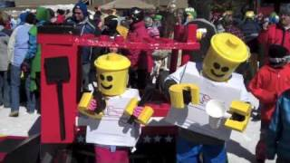 Mount Snow Lego Groomer