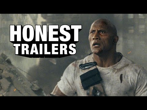 Honest Trailers - Rampage