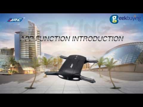 JJRC H37 Installation & Flying Guidance