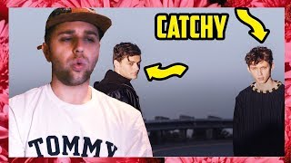 MARTIN GARRIX & TROYE SIVAN - THERE FOR YOU (OFFICIAL VIDEO) (REACTION)