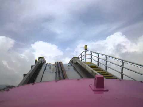 SPLASH en Six Flags