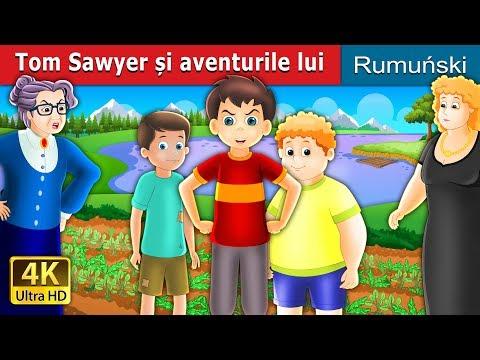 Tom Sawyer și aventurile lui | Povesti pentru copii | Romanian Fairy Tales
