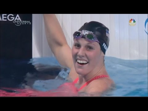 Team USA becomes first Mixed 4x100m Free Champs - Universal Sports