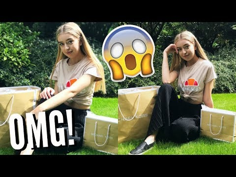 BUYING MY FIRST EVER DESIGNER BAG?! *MUST WATCH!*