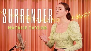 SURRENDER ( FRENCH VERSION ) NATALIE TAYLOR ( SARA'H COVER )