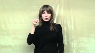 Язык жестов: Алфавит
