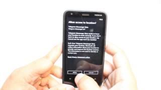 Telegram Messenger Install To Nokia Lumia 620