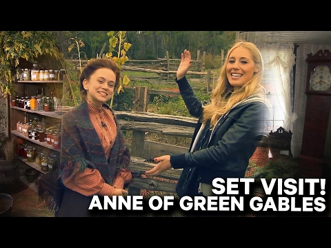 Set Visit! | Anne Of Green Gables: The Good Stars