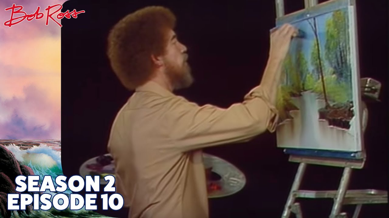Bob Ross Lazy River Season 2 Episode 10