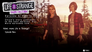 Life is strange before the storm episode 2 gameplay