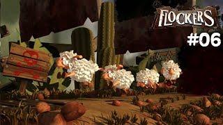FLOCKERS: #006 - Rennt! - Let's Play Flockers Deutsch / German