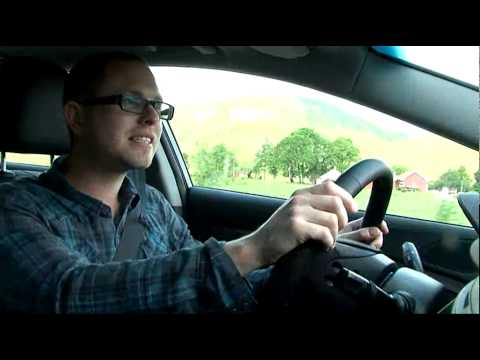 Fifth Gear Web TV Hyundai i40 Road Test