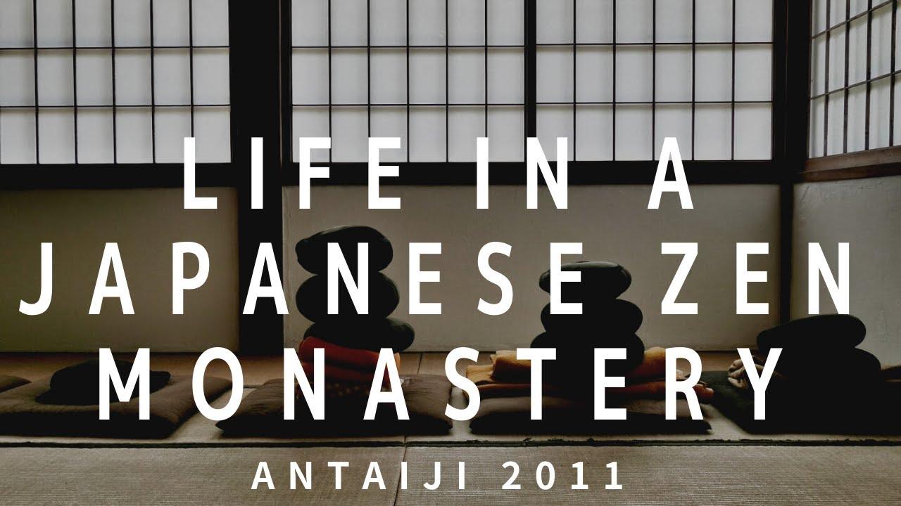 Life in a Japanese Zen monastery