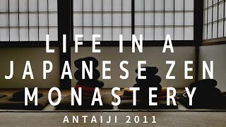 Life in a Japanese Zen monastery(Peter Barakan interviews Muho Noelke, the German abbot of Antaiji. Antaiji is a Zen monastery that is located deep in the mountains, close to the Japanese sea., 2011-11-21T05:01:08.000Z)