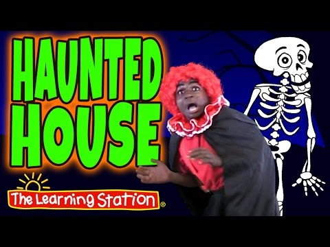 Halloween Songs for Children Kids ♫ Kids Halloween Songs ♫ Halloween Scary Dance ♫ Haunted House