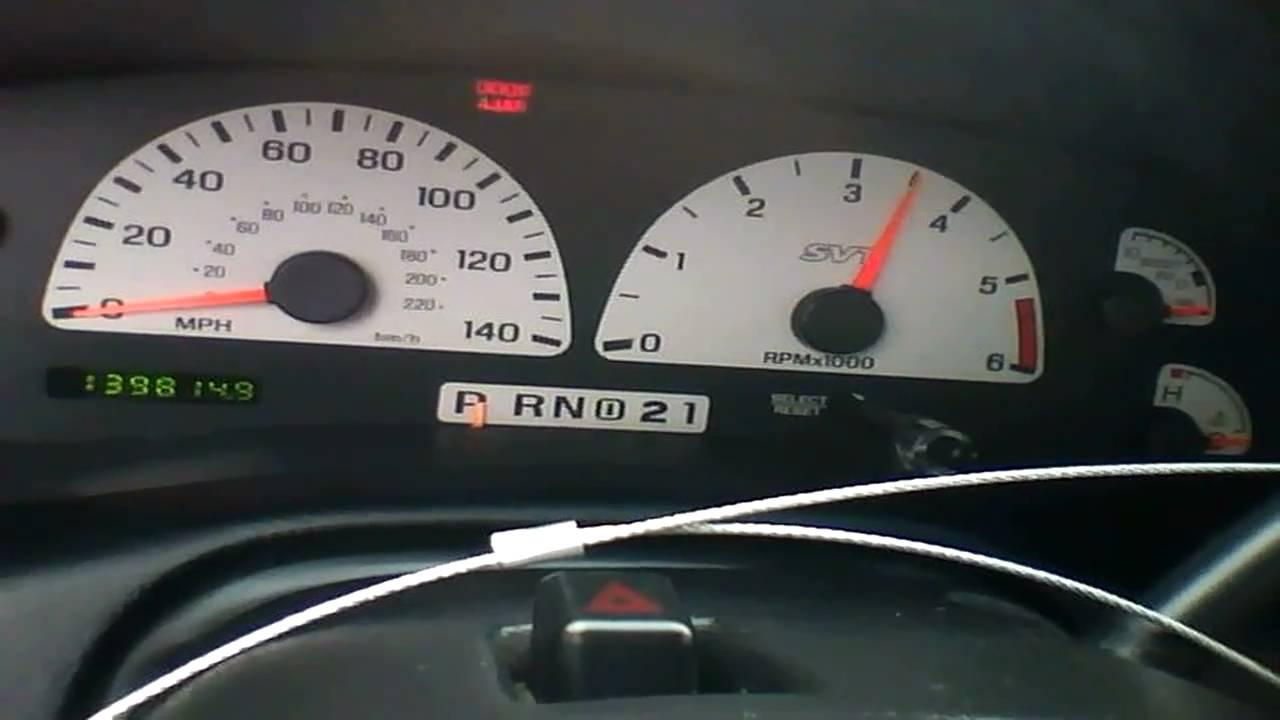1999 ford f-150 svt lightning specs