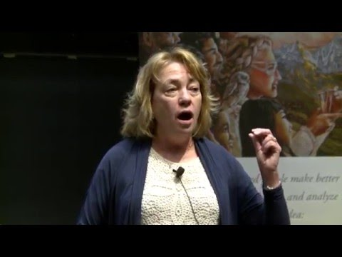 Lucy Sanders – Women and Technology Innovation