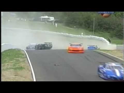 Fatal Motorsport Crashes