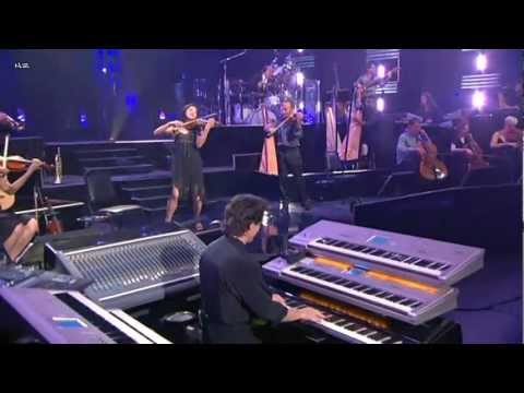 Yanni - Within Attraction 2009 Live Video HD