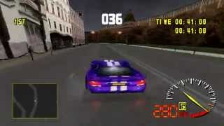 Retrogaming : Test Drive 5 - Moscow